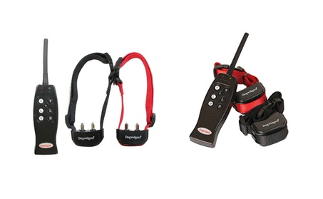 Dogwidgets DW-1 Two Dogs Training Shock Collars With Remote 5adf1b36-e601-49c8-8a37-60d4b3be2b91