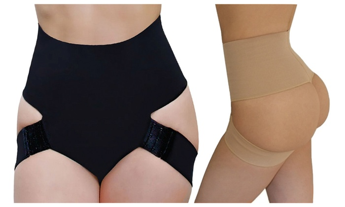 Butt Booster Control Shaper in Regular and Plus Sizes - TBIS