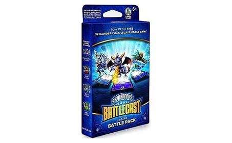 Skylanders Battlecast Spyro, Snap Shot & Stormblade Battle Pack 46ac0c51-a3fd-424c-9cef-0f6e88261b7d