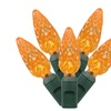 "200Lt LED Orange/Gw C6 EC Set 6""Sp 100'L"