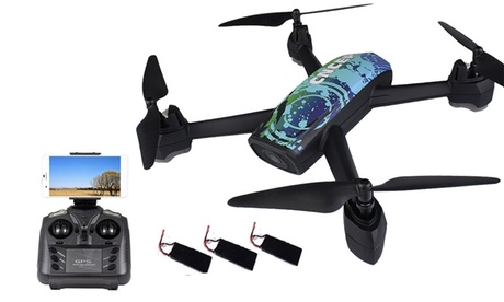 3b601a8d47a JXD 518 RC Quadcopter GPS Mining Point Helicopter Drone w/ 720P Camera  (Goods Baby