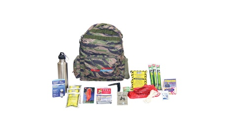 1-Person Outdoor Survival Kit 16135868-8ee1-46a8-a5e8-64891a1c2128