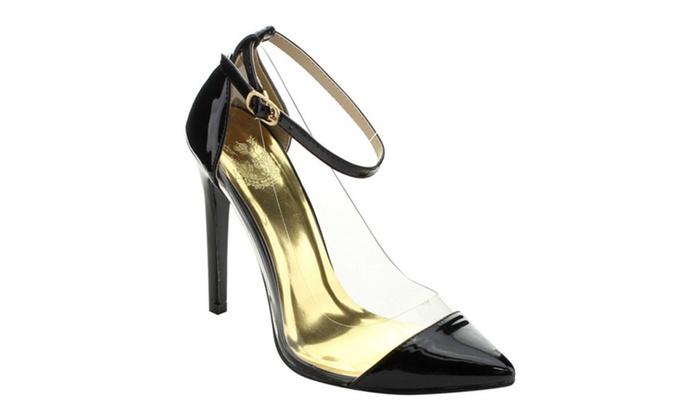 Cape Robbin Veni-by-13 Women's Sassy Ankle Heels