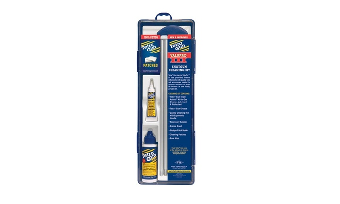 Tetra ValuPro III 28 Gauge Shotgun Cleaning Kit