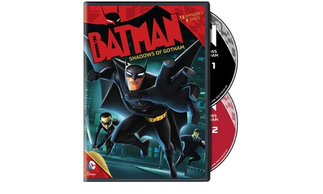 Beware the Batman: Shadows of Gotham Season 1 Part 1 (DVD) 4d1b8f8f-6bb1-4f02-8c7a-efdc518ce6fa