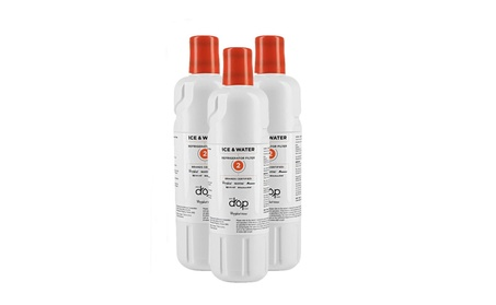 Refrigerator Water Filter 2 W10413645A EDR2RXD1 kenmore 3Pack photo