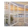 Joval Elongated Window On  Canvas Print 24 x 32