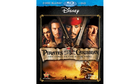 Pirates Of The Caribbean: The Curse Of The Black Pearl (Blu-ray) Com 8f158c0e-8226-485b-9444-af688a567d7f