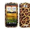 Insten Leopard Skin Phone Case for HTC: One VX