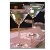 David Lloyd Glover Two Martini Lunch Canvas Print