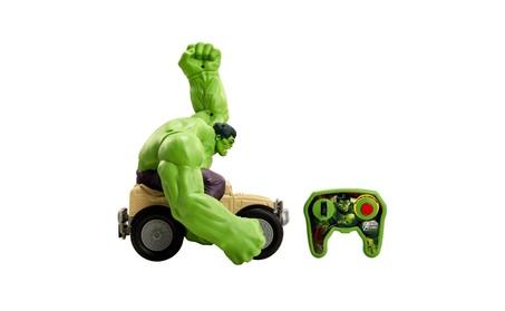 Marvel Remote Control Hulk Smash Vehicle b3728d6e-57a8-41b8-bbd8-16687d0d9515