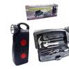 Emergency Tool Kit w/ Flashlight One Handy Set For All