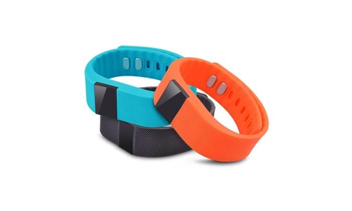 Sports Fitness Activity Tracker Bracelet Watch