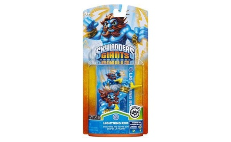 Skylanders Giants Series 2 Lightning Rod Figure Pack 37fac2b4-75f9-40d2-a899-4eedc7f983c4
