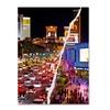 Philippe Hugonnard The City of Las Vegas Canvas Print