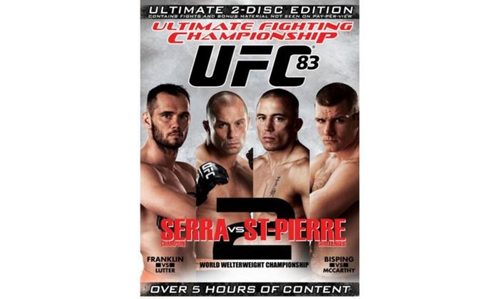 UFC 83: Serra v. St-Pierre | G...