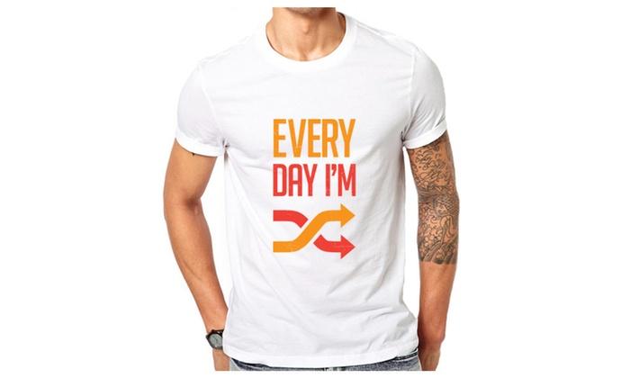 Everyday Im Shuffling Funny T Shirt