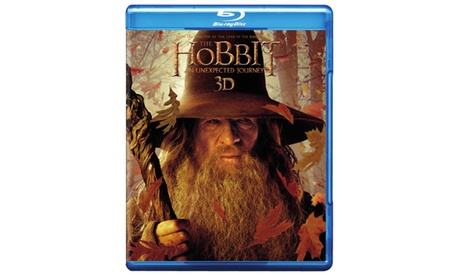 Hobbit, The: An Unexpected Journey (3D Blu-ray Blu-ray) f3e8e329-4226-4a71-8473-4b0de047a8fd