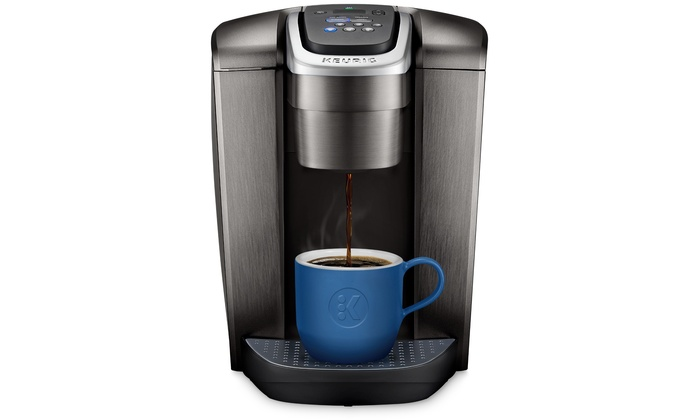 Keurig K Elite Single Serve Cup Pod Coffee Maker With Iced Setting
