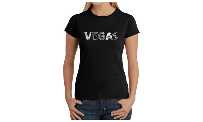 Women's T-Shirt – VEGAS