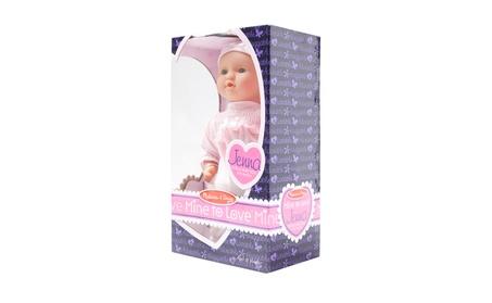 """Melissa Doug Jenna - 12"""" Doll 4881 28615a51-c560-44d9-a0f6-49534cc85186"""
