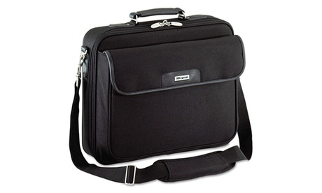 Targus Notepac Laptop Case, Ballistic Nylon, Black d0d50538-39c4-4111-9c2d-d951dc2f3918
