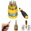31 Piece Tool Kit Screwdriver set