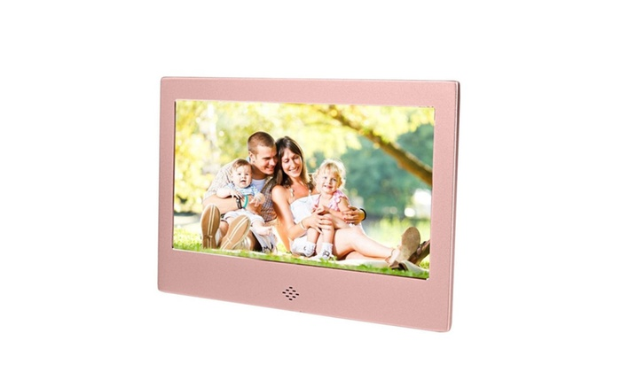 7 Inch Digital Photo Frame Electronic Picture Frame Videoaudio