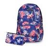 My Little Pony Blue Retro Celestial School Backpack & Pencil Case Set