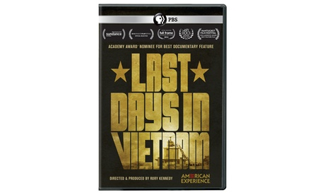 American Experience: Last Days in Vietnam (2 discs) DVD b7cf7c1f-e590-4a76-80cb-024196d3a064
