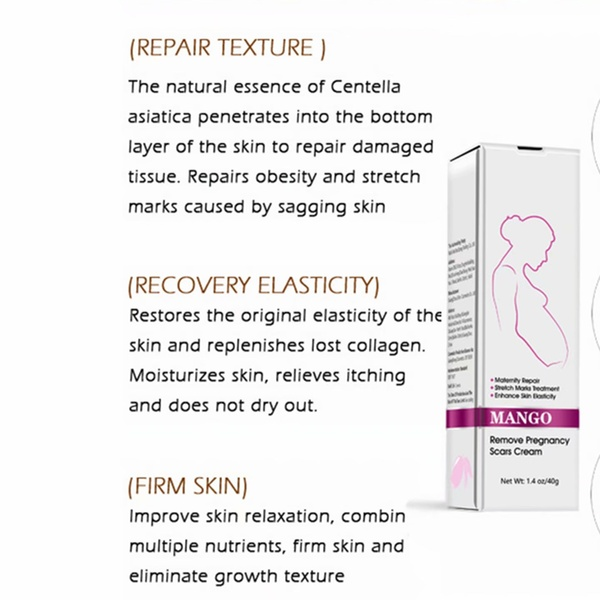 Up To 83 Off On Mango Stretch Marks And Scar Groupon Goods