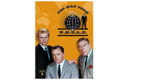 Man From U.N.C.L.E, The: The Complete First Season (DVD) fc918557-43df-4558-b057-604dd9d8f61c