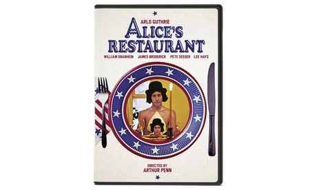 Alices Restaurant DVD 294f3ec6-17c7-4717-8f1e-89cde27e5663
