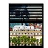 Philippe Hugonnard Window View UK Buildings 3 Canvas Print 24 x 32