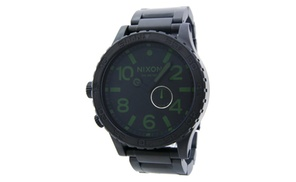 Nixon 51-30 Tide A057 Matte Black/surplus
