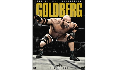 WWE: Goldberg: The Ultimate Collection (3-Disc)(DVD) 8ec70067-d8f5-4ea8-a7a3-cffe2c33f30a