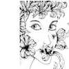 Joe Dragunas Flora Canvas Print 18 x 24