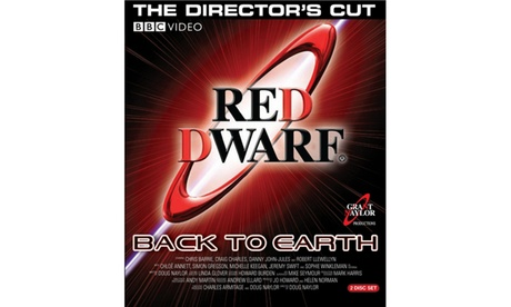 Red Dwarf: Back to Earth (BD) 1da14b77-3219-4ea4-821f-92fe7efcc6d0