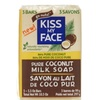 Kiss My Face Pure Coconut Milk Soap Bar - 3 Bars (Pack of 1)