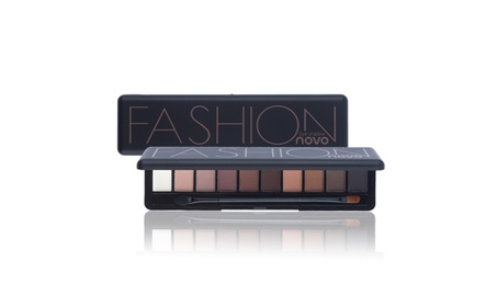 Pick 1 Novo Fashion Ten Color Eyeshadow Makeup Palette 4c480992-397f-4993-a5e6-389c7953e759