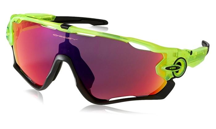 69f2fd69c755c Oakley Mens Jawbreaker Prizm Sport Sunglasses S184