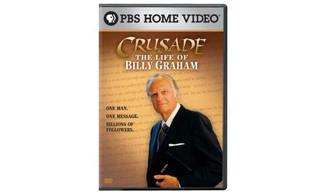 Crusade: Life of Billy Graham DVD 2a976680-7807-4f1b-b3cb-e3b484f4c91d