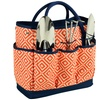 Diamond Collection Gardening Tote with Tools