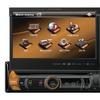 Precision Power 7in Single-Din In-Dash Motorized Flip-Up Lcd screen