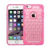 Insten Hard TPU Case For iPhone 6 Plus 6s Plus Rose Gold Hot Pink