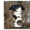 LOG2M Birch Log Design Bird Feeder for Mixed Seed