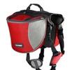 Cade Outdoor Hiking Camping Training Adjustable Dog Backpack