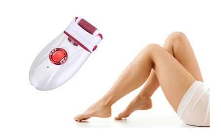 3 in 1 Rechargeable Callus Remover Body Care Shaver Epilator for Women cbeccba9-df16-43a2-b437-cbc139f4e206