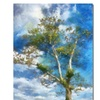 Lois Bryan The Tree Stands Alone Canvas Print