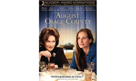 August: Osage County DVD eb07da2d-f13b-4147-97e9-4c7f29ccea5c